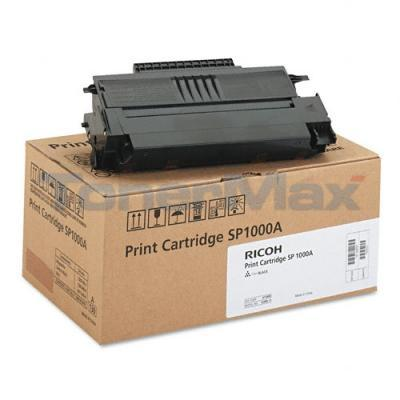 RICOH TYPE SP-1000A AIO LASER PRINT CART BLACK